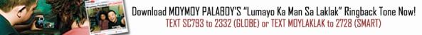 moymoy palaboy ringback tone