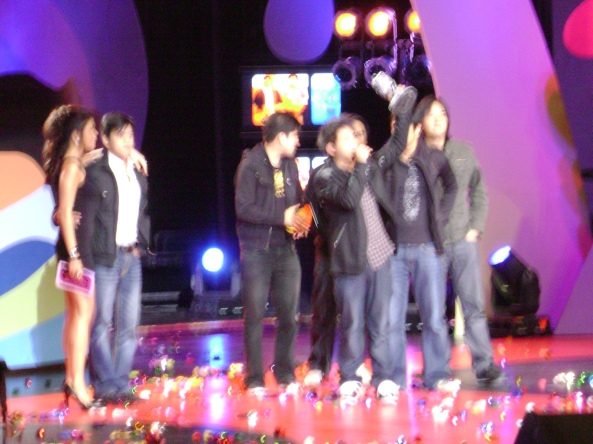 6cyclemind Favorite Group on MYX Music Awards 2009_1