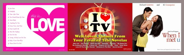 This Is Love I Love TV When I Met You