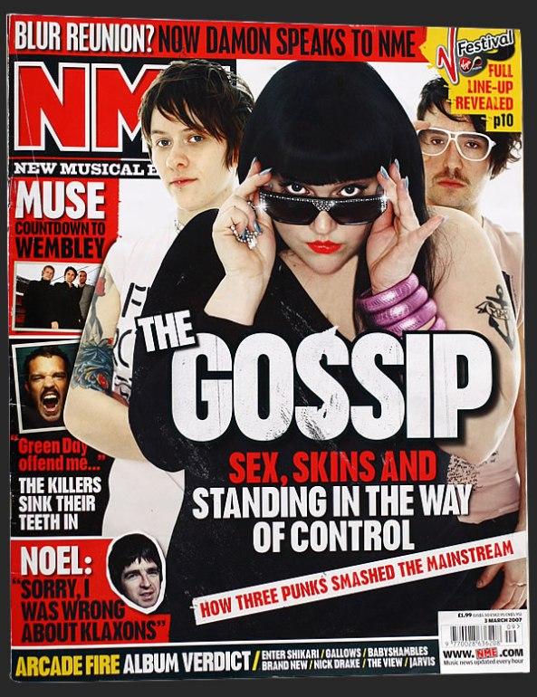 Gossip on NME