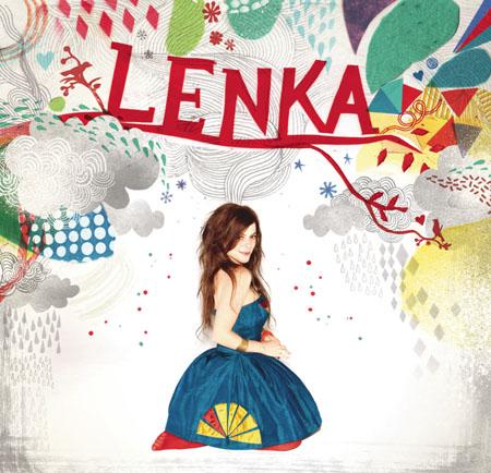 Lenka album cover_LORES