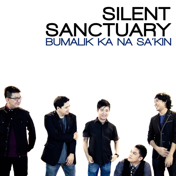 Silent Sanctuary_Bumalik Ka Na Sa Akin single cover 1400x1400