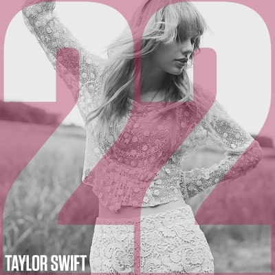 taylor swift 22 single cover