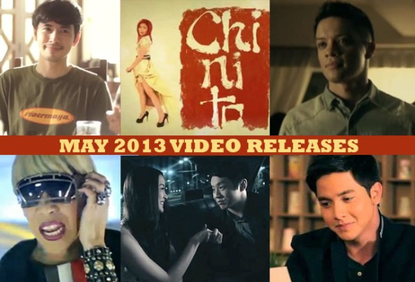 May 2013 Video Releases