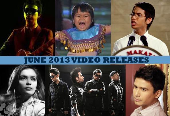 June 2013 Video Releases