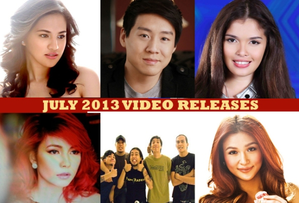 July Video Releases