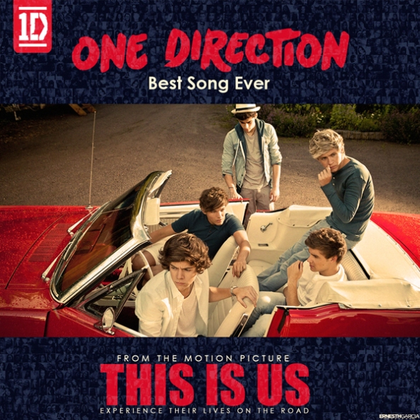 1D BEST SONG EVER KISS985 image
