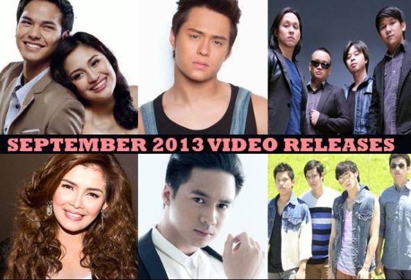 September 2013 Video Releases