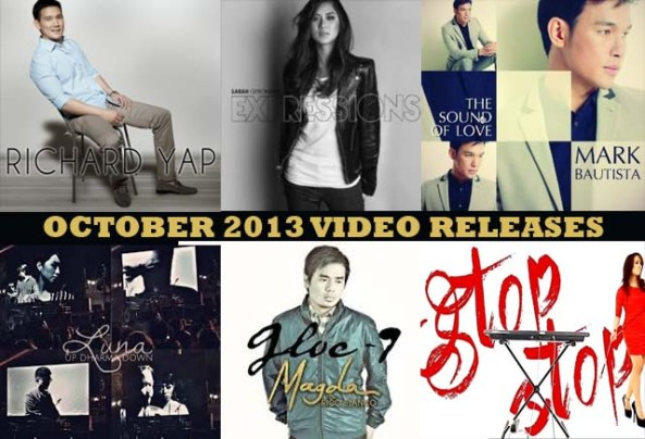 October 2013 Video Releases1