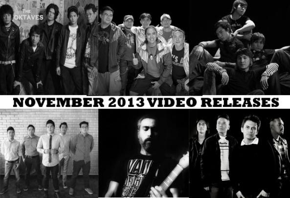 November 2013 Video Releases