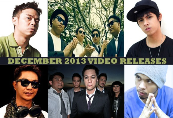 December 2013 Video Releases